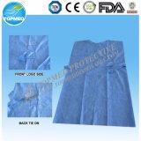 Diaposable nichtgewebte verstärkte chirurgische Kleider