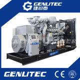com o gerador Diesel resistente 800kw/1000kVA do motor de Perkins de 8 cilindros