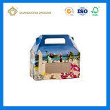2017 высокое качество и коробка шикарного щипца бумажная для подарков (нестандартная конструкция)