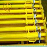 중국 공장 조정가능한 비계 강철 버팀목 버팀대 및 강철 지원