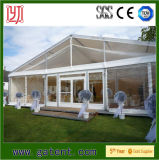 30X30m Wedding Festzelt-Zelt transparentes Belüftung-Zelt für Verkauf