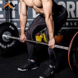Il treno dei vestiti di compressione di sport copre gli uomini Legging