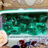 極度の集中された水溶性のパッケージの液体洗剤のカプセル