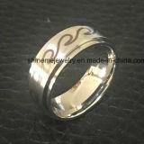 Anillo de dedo de gama alta de la vuelta de la manera de la joyería de Shineme (SRS8819)