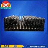 200mm広いAntioxidanの黒い陽極酸化アルミニウム脱熱器