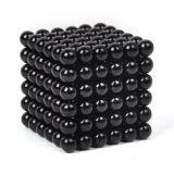 da cor Nano das esferas do ímã do cubo 216PCS de 5mm esferas magnéticas
