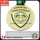 2017新しいデザインJiu-Jitsuの金属のスポーツメダル
