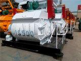 Le mélangeur Js500 concret avec pèsent le système de lot (JS500)