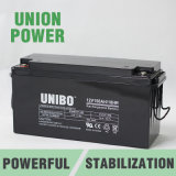 Batería de plomo solar del sistema AGM de Solor de la alta calidad de la batería 12V150ah