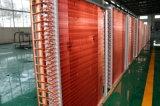 Kupfernes Gefäß-Kupfer-Flosse-Wärmetauscher für Sonderbedingung