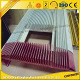 Excellent type radiateur en aluminium de peigne d'extrusion de radiateur