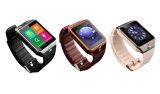 Montre intelligente rentable élevée de montre de Bluetooth de carte du support SIM/TF