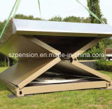 Prefabricado cómodo/casa prefabricada de la alta calidad grande de las ventas plegable la casa móvil