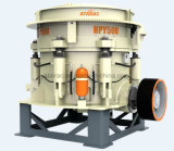Hohe Leistungsfähigkeits-hydraulische Kegel-Zerkleinerungsmaschine in China (HPY300)