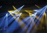 Stadiums-Beleuchtung Sharpy 130W 2r Träger-bewegliches Hauptlicht/Träger-Licht/Effekt-Licht/Punkt-Licht für KTV, Stab, Disco