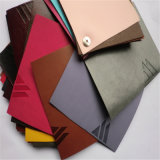 Thermo Change Color PU Leather pour Notebook Cover Hw-1417