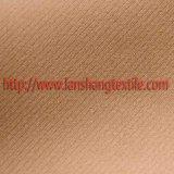 Покрашенная ткань полиэфира химически волокна Spandex для пальто платья женщины