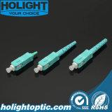 Uitrusting van de Schakelaar van de Vezel van Sc Om3 Aqua de Optische