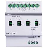 Het Controlemechanisme van de verlichting 4fold 20A met Huidige Terugkoppeling