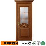 Portello di legno dell'impiallacciatura di stile di Oppein Brown Euroupe (YDE001D)