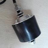Moteur électrique minuscule de pivot d'arbre duel de 3 pouces ou d'arbre simple