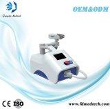 Déplacement à commutation de Q de tatouage de laser de ND YAG de la machine 1064nm 532nm de beauté