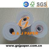 Papier thermique 65GSM 57mmx30mm avec papier intérieur Taille 8mm