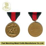 메달이 주문 포상 기념품 큰 메달에 의하여, 고품질 마라톤