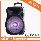 Lautsprecher mit blinkendem Licht
