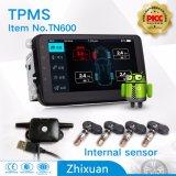 De Androïde Navigatie van USB APP TPMS met de Ronde Externe Goede Kwaliteit van Sensoren