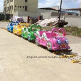 Электрический гоня поезд для парка атракционов