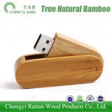O bambu puro fêz a USB do disco de U o disco chave manusear a capacidade 1g 2g 4G 8g 16g da movimentação