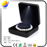 高級なダイヤモンドネックレスの吊り下げ式イヤリング創造的なLEDの宝石箱