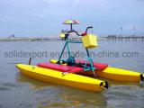 야영지 상업적인 바닷가 운영과 행락지 바다 스쿠터 물 자전거