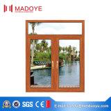 Окно Casement Tempered стекла алюминиевого сплава Китая Tbuilding материальное