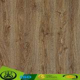 Het Houten Decoratieve Document van uitstekende kwaliteit van de Korrel voor Vloer