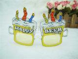 Óculos de sol felizes do partido e da novidade da cerveja (GGM-214)