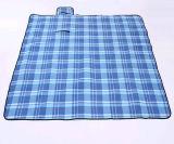 최신 판매 5개의 색깔 Flannel 픽크닉 매트