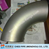 Gomito senza giunte dell'accessorio per tubi 180degree dell'acciaio inossidabile