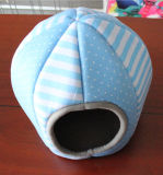 Cushion Removable Folded Cat Dog Bed Tent House Bed