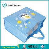 Saco promocional de saco laminado de tecido PP