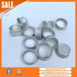 150ml de zilveren Fles van het Aluminium met Schroefdop voor de Capsules van de Gezondheidszorg