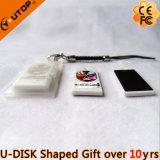 USB esperto super plástico quente Pendrive do presente (YT-3206)