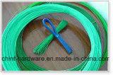 Провод утюга PVC Coated для провода сетки покрынного Weaving/PVC гальванизированного