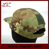 Chapeau de sport de base-ball de coton et chapeau de sports personnalisé par chapeau