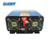 Inversor puro 3000W da potência de onda do seno de Suoer fora do inversor da potência solar do inversor 48V da potência da grade (FPC-3000F)
