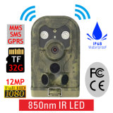 Cámara GSM MMS caza del rastro de la cámara GPRS
