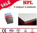 HPL /Compact 목욕탕을%s 박층으로 이루어지는 벽면