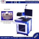 macchina della marcatura del laser del CO2 15W per dei pp il materiale del metallo non
