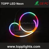 네온사인 광고를 위한 고품질 LED 밧줄 코드 빛